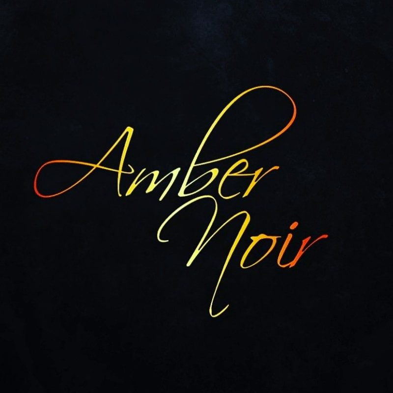 Amber Noir Lingerie